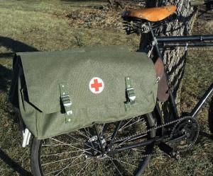 Sac porte bagage vélo