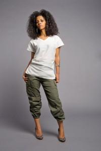 Pantalon Militaire Femme Armée Française