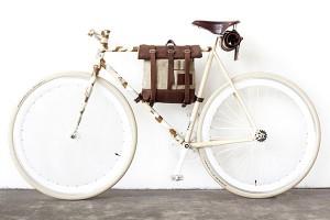 Le Vélo vintage inspiration militaire